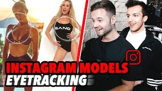 Wir bewerten Instagram Models MIT EYETRACKING | inscope21