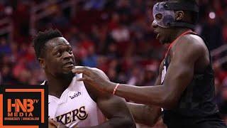 Los Angeles Lakers vs Houston Rockets 1st Half Highlights / Dec 31 / 2017-18 NBA Season