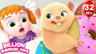 New Family Pet Song + More Nursery Rhymes \u0026 Kids Songs – BillionSurpriseToys