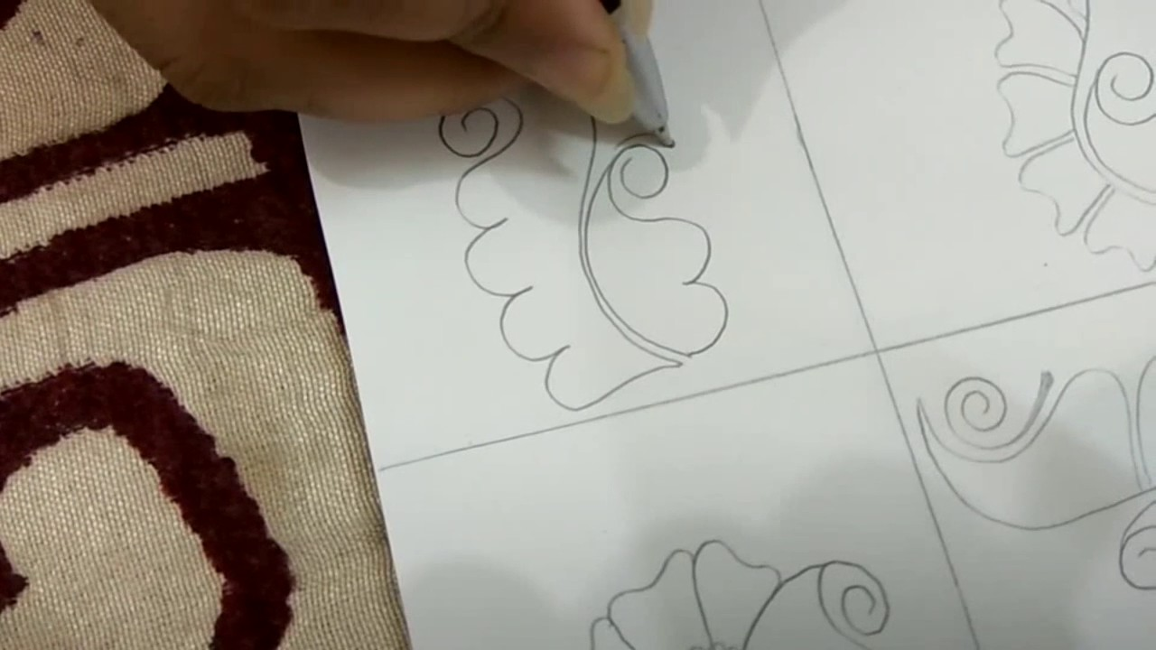 Arabic Mehendi Design Tutorial For Beginners || Easy Designs For Beginners