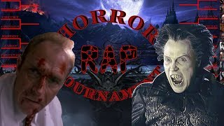 Dentist vs Headless Horseman. Horror Rap Tournament. 1/8 финала. 13 из 16.