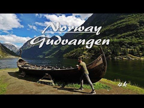 Norway, Gudvangen (GoPro5) HD