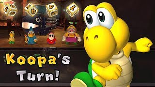 Mario Party 9 Solo Mode ◆Koopa Magma Mine Part 5 #270