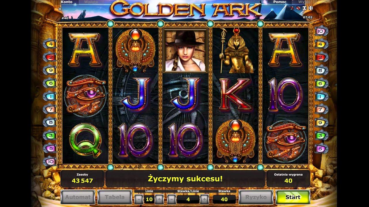 Gry hazardowe automaty online bez rejestracji - Na Pieniądze - Online
