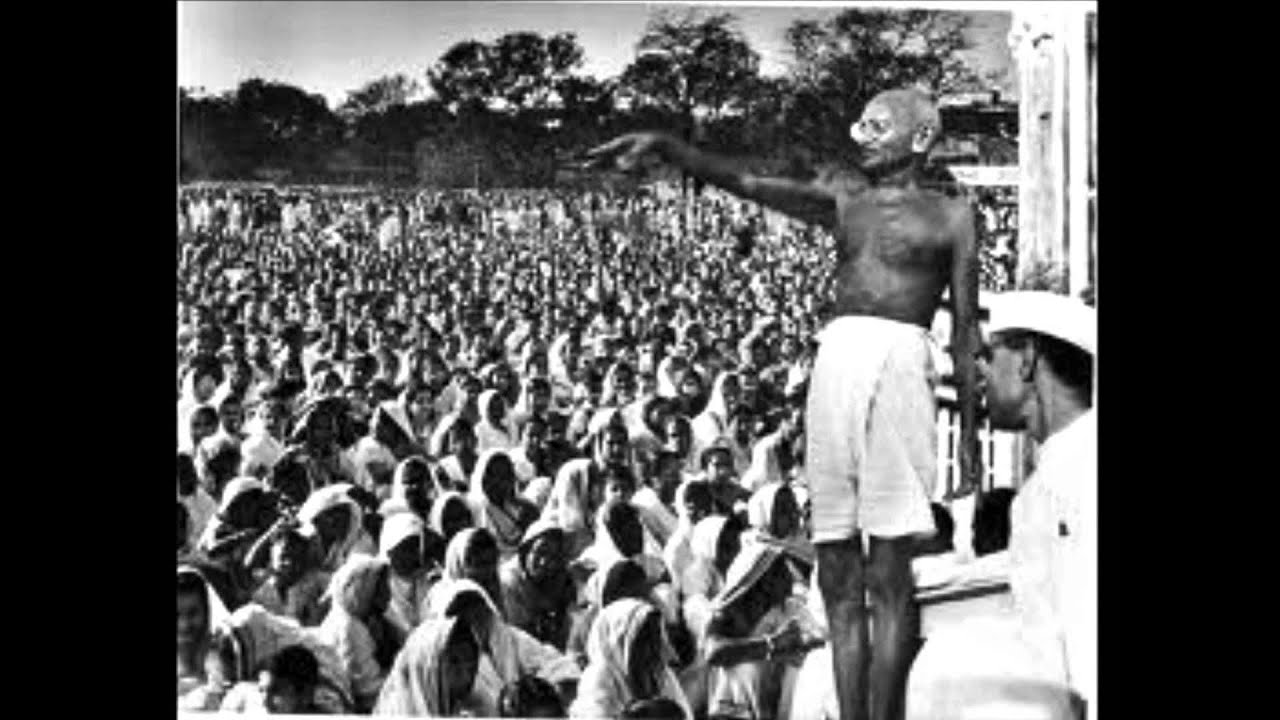 Role of Gandhi in the Indian National Movement – Essay