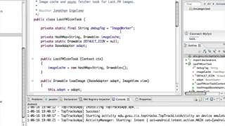 Android Tutorial 9: Integrating Web Services Into Your Android App
