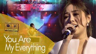 MELISA HART - You Are My Everything ( Live Performance at Pakuwon Imperial Ballroom Surabaya )