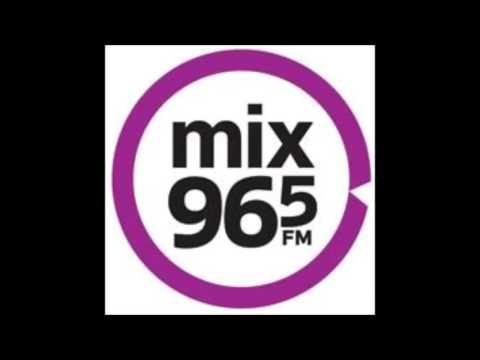 Halifax - 'Mix 96.5 Launch audio'