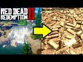 HIDDEN WATERFALL GOLD MINE! EASY MONEY IN RED DEAD REDEMPTION 2!