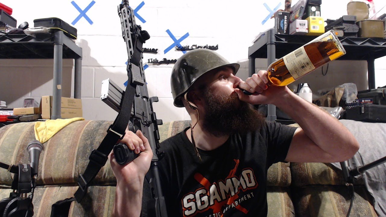Solo Chat #32: Weekend Gun Chat with the Boys
