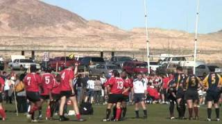 Army Rugby Players Ruck Against NY Fire and Police