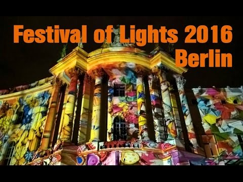 Festival of Lights Berlin 2016