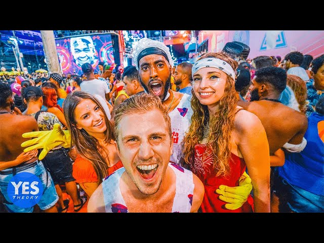 We Went to the World's Biggest Party... Before the World Shut Down. - Yes Theory