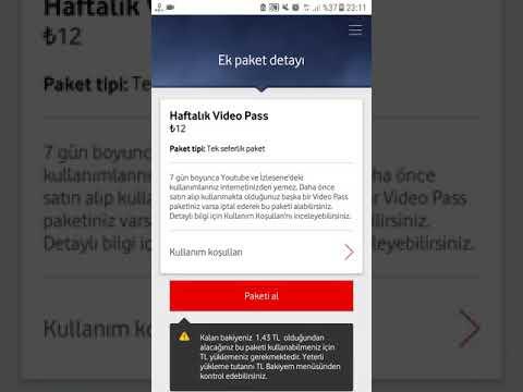 Vodafone Videopass