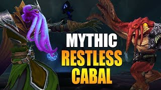 Mythic Restless Cabal - Frost DK Guide