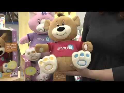 Smart-E-Bear Toy Fair Demo