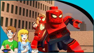 LEGO Marvel's Avengers - NEW Spider-Man Character Pack DLC Awesome FUN