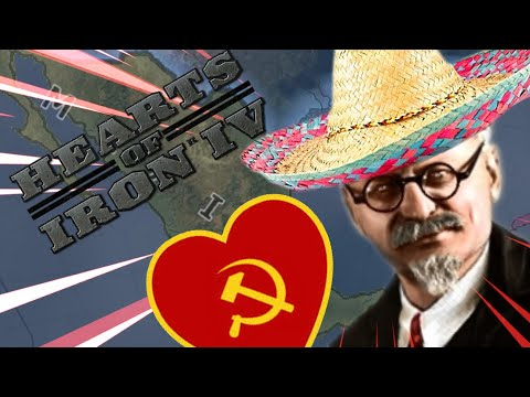 What Happens If Mexico Goes Communist In Hearts Of Iron 4? |