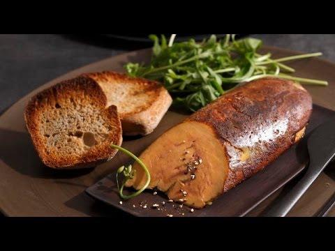 recette foie gras maison express et d licieux youtube. Black Bedroom Furniture Sets. Home Design Ideas