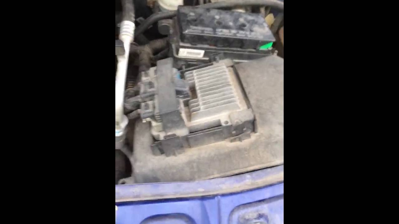 Where Is The Battery On 2005 Chevy Equinox Youtube Wiring Diagrams Automotive