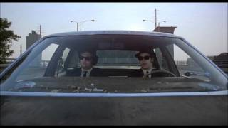 The Blues Brothers - Bridge Jump Scene