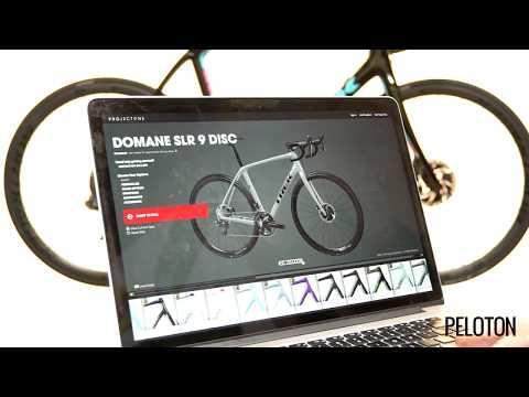 Riding the Trek Domane SLR 9 Disc Pro Endurance