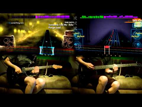 "Rocksmith 2014 - DLC - Guitar/Bass - The Killers ""Somebody Told Me"""