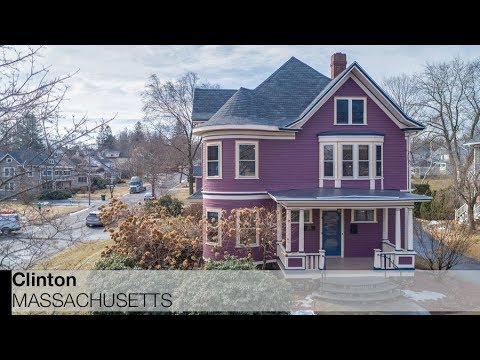 Video of 265 Water Street | Clinton Massachusetts real estate & homes by Maureen Harmonay