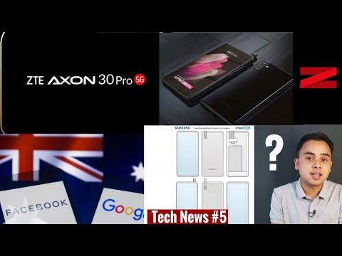 Tech News #5 - 200MP Camera Phone, Google Ban, Samsaung A82, Netflix Timer ?