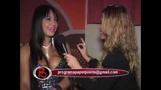 Bate Papo com Samara Leite na Sauna Guaíba.wmv