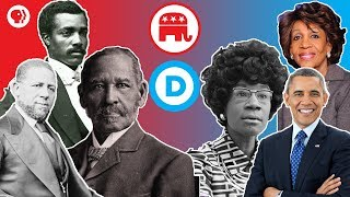 Republican And African American Or The Black Republican List