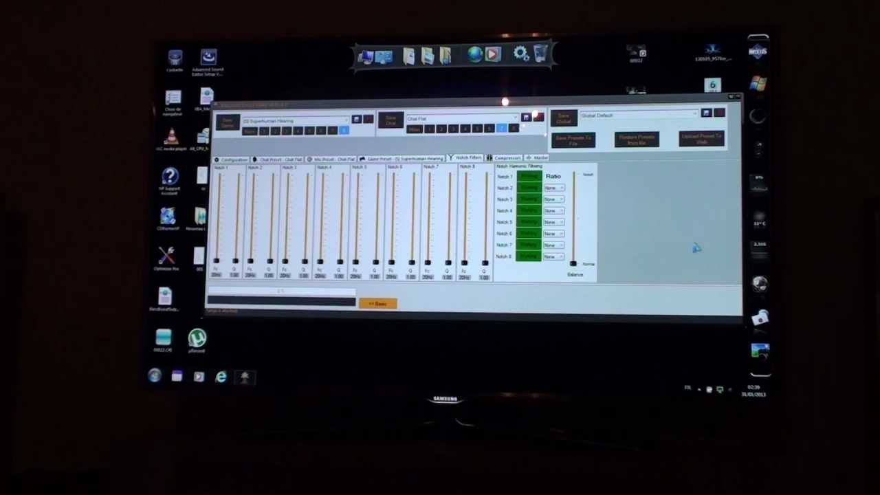 turtle beach px5 advanced sound editor