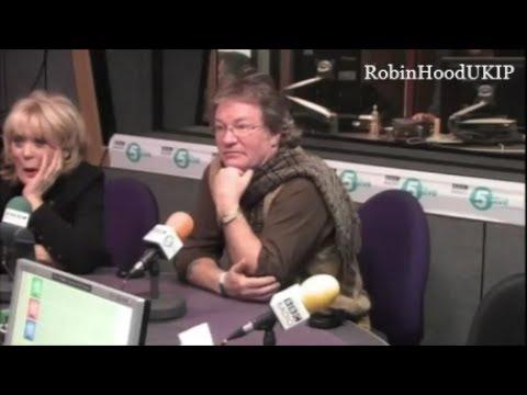 Jim Davidson destroys PC BBC presenter