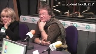 Jim Davidson destroys PC BBC presenter