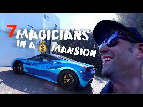 Magic Summit in Hollywood 2018 -Julien Magic