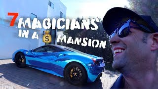 Magic Summit in Hollywood 2018 -Julien Magic