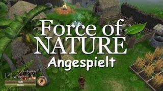 Force of Nature *Angespielt* – Survival mit Suchtfaktor [GERMAN DEUTSCH] | Let's Play | Gameplay