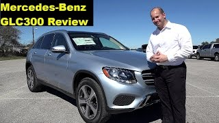 2017 Mercedes-Benz GLC300 4MATIC - Extensive Review and Test Drive in 4K - by John D. Villarreal