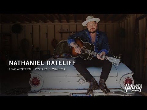 Nathaniel Rateliff LG-2 Western