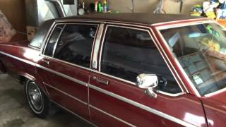 1983 Buick Park Avenue January 2016 Update