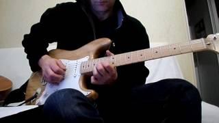 Poupée de cire poupée de son - France Gall - version instrumentale cover guitare YouTube En Français