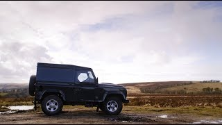 Gambar cover Land Rover | Hoogtevrees overwinnen met Sir Ranulph Fiennes