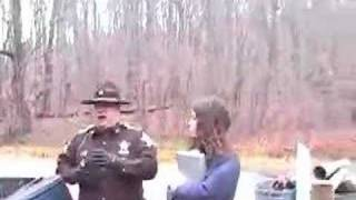 4th Amendment Ignored By Indiana Sheriff