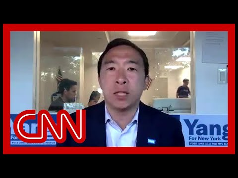 Andrew Yang explains why he's joining forces with opponent