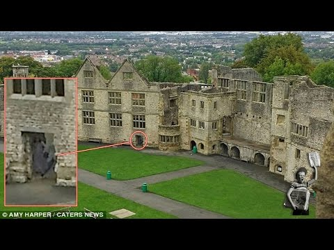 Is this the ghost of Dudley Castle?