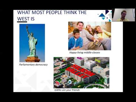 China is eating the world - Webinar by Innovation is Everywhere - May 2017