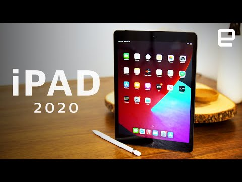 2020 iPad hands-on: Apple's cheapest tablet just got way faster