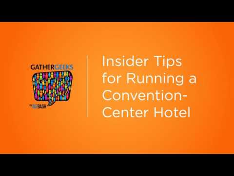 Insider Tips for Running a Convention-Center Hotel (Episode 62)