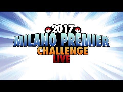 Premier Challenge Milano VGC 2017 3/1 LIVE