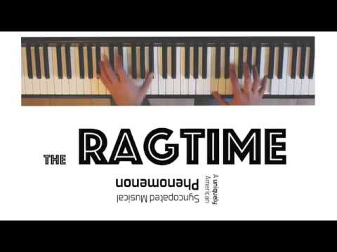 What is Ragtime? Ragtime Explained in 2 minutes (Music Theory)